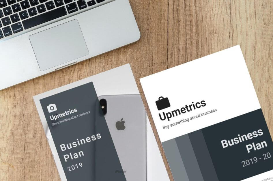 How to Design a Cover Page for a Business Plan? [2021 Updated]