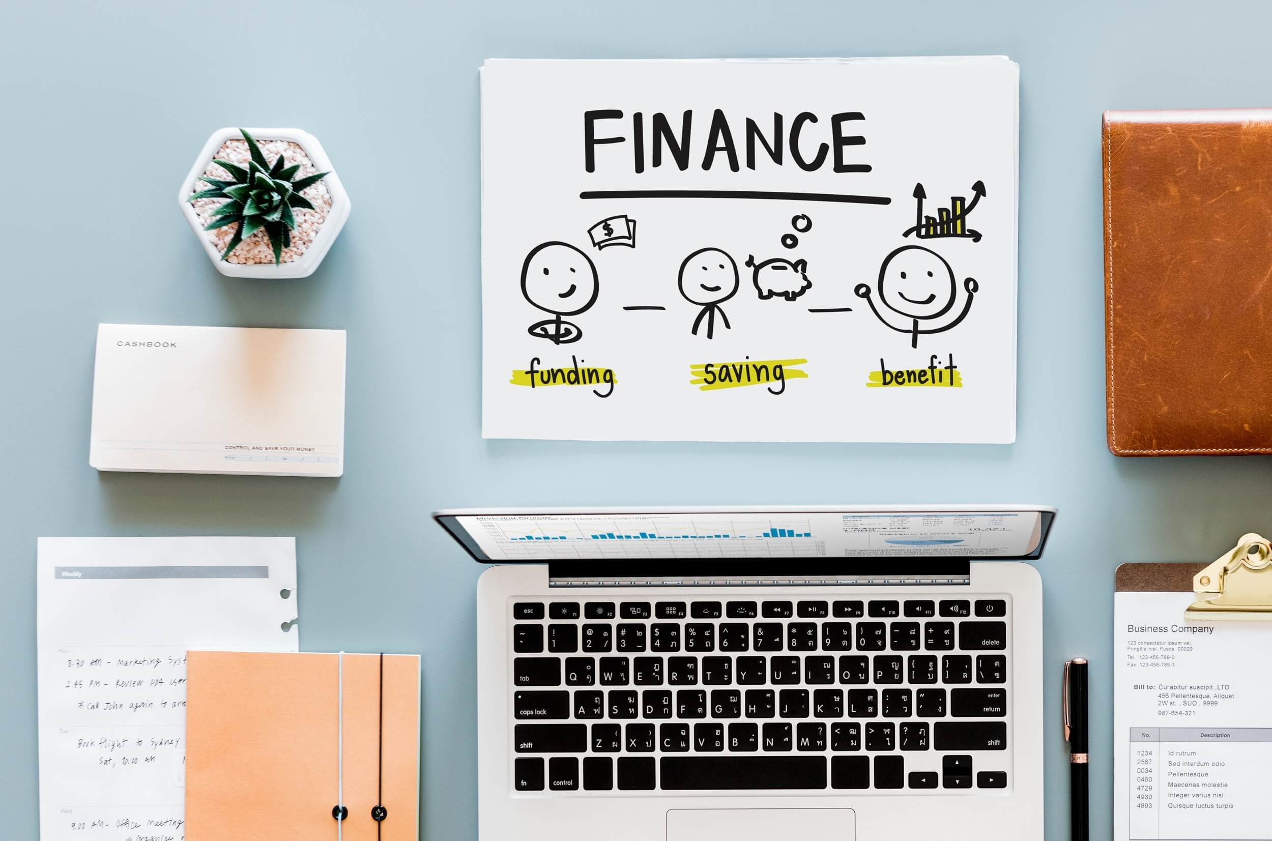 How to write a financial section for your Startup Business Plan?