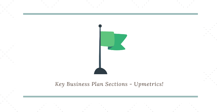 Business plan key sections - current position and achievements