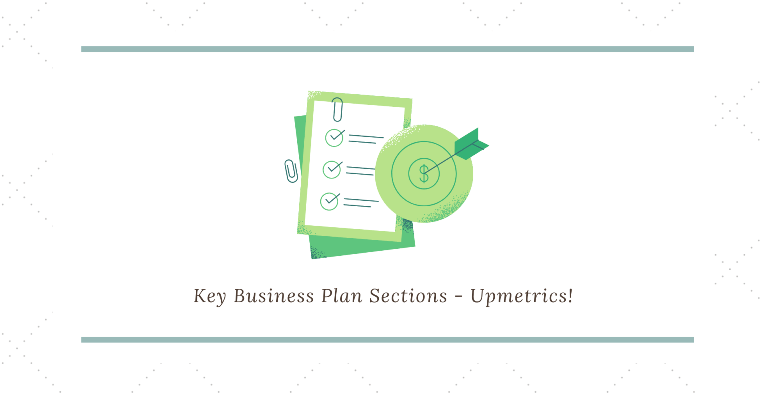 Business plan key sections - marketing plan