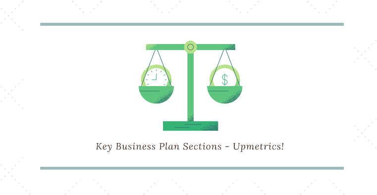 Business plan key sections - product and sales