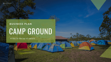 Campground Business Plan