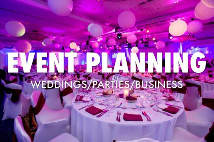 Event Planning Business Plan Example