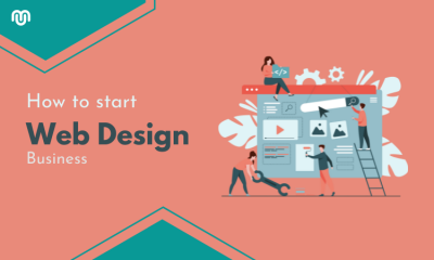 How to Start a Web Design Business From Scratch