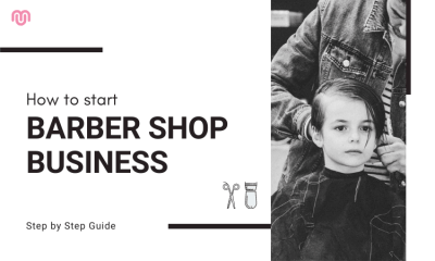How to start barber shop business - Step By Step Guide