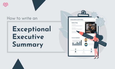 How to write an exceptional executive summary for business plans