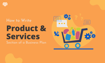 How to Write Products and Services Section of a Business Plan