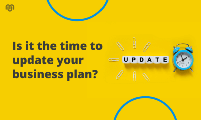 Is it the time to update your business plan?