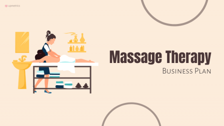 Massage Therapy Business Plan