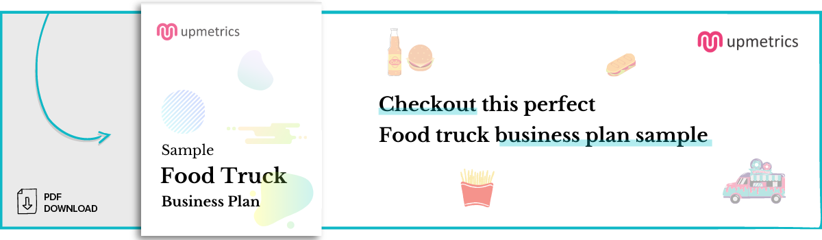 Sample Food Truck Business Plan