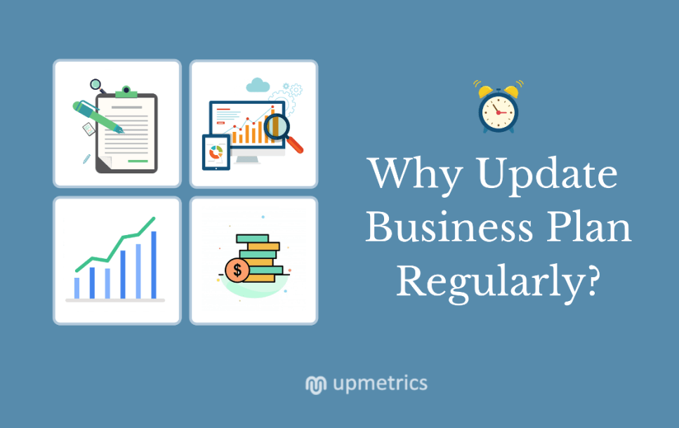 Why Should Keep Updating Your Business Plan?